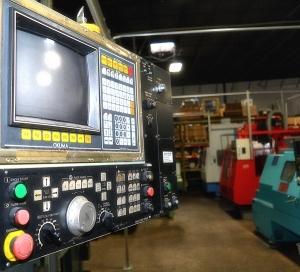 Radwell International CNC Machine